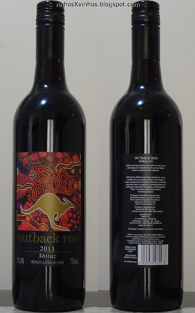 Vinho Outback