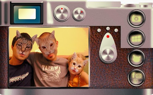 Cat Booth (cat face Camera)- screenshot thumbnail