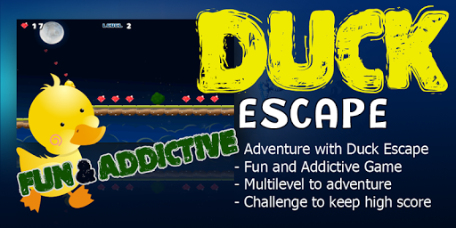Duck Escape - Jump and Run