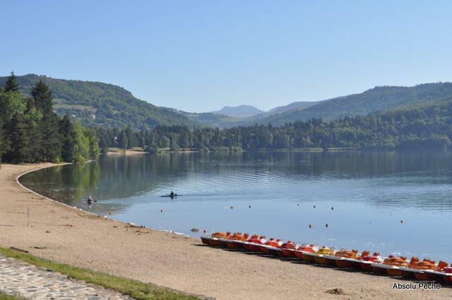 Lac d'Issarlès photo #487