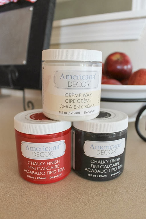 Americana Decor Chalky Paint #chalkypaint