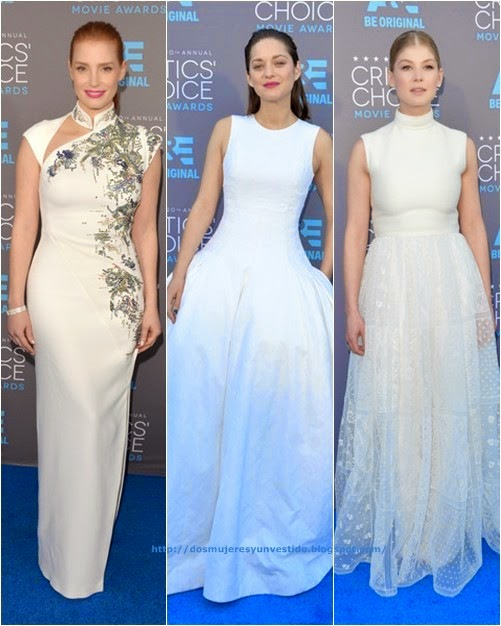 Critics Choice Movie Awards-white