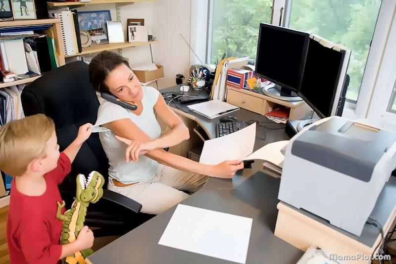 Trabajar en casa SÍ se puede con estas 5 ideas
