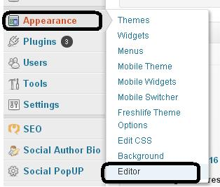 mouse hover social media subscription wordpress