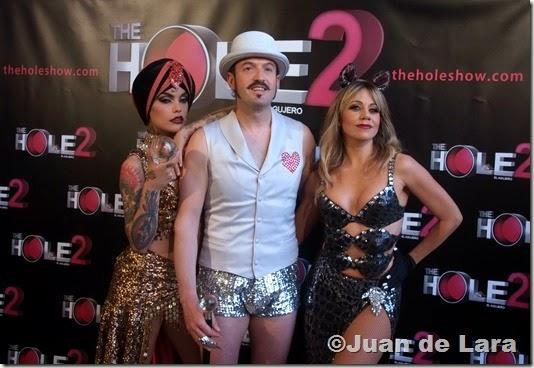 Lamonteranet The Hole 2 Celebró Su Fin De Temporada En Madrid Y