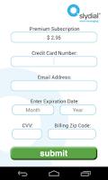 Screenshot of Slydial - Voice Messaging