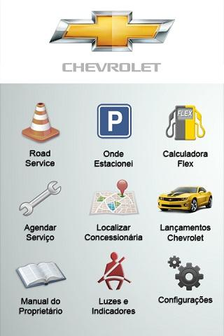 meuChevrolet - screenshot