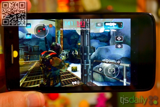 Alcatel One Touch Scribe HD Gaming