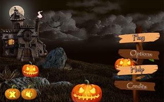 Screenshot of Smacking Pumpkins