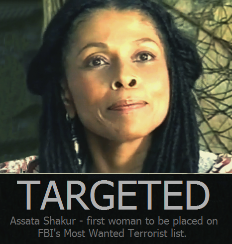 Activist Assata Shakur placed on FBI Most Wanted Terrorist list