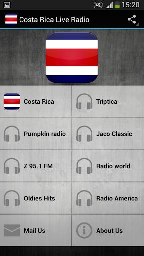 Costa Rica Live Radio