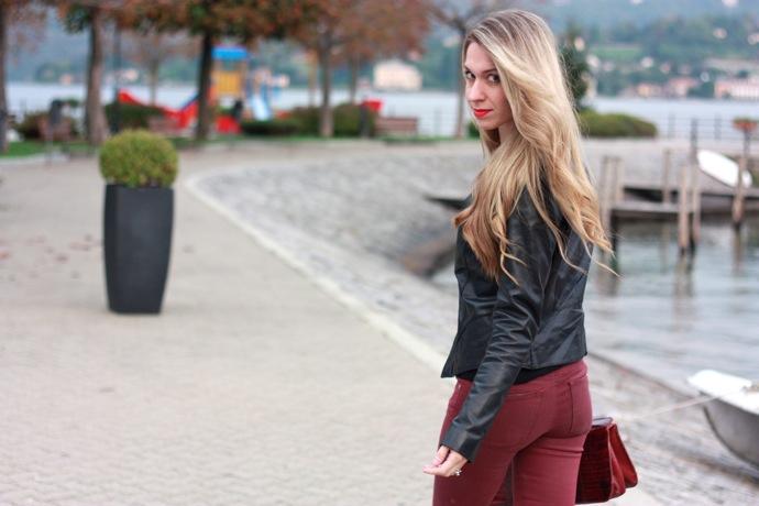 Burgundy outfit... - Barbielaura 4c31d149f8e