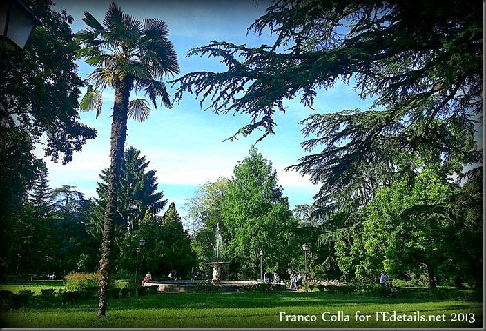 Parco Massari - Massari Park, Ferrara, Italy