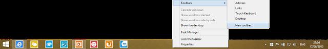Làm đẹp taskbar