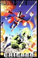 P00002 - Superman & Savage Dragon