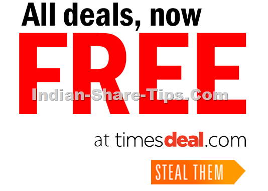 timesdeal free offer