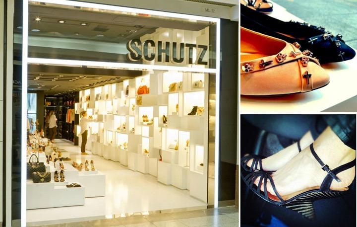 f4daa35db Loja Schutz em Curitiba agora no Shopping Mueller.   Maria Vitrine ...
