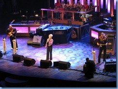9706 Nashville, Tennessee - Grand Ole Opry radio show - Connie Smith & her band The Sundowners
