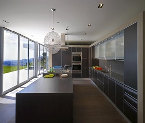 diseño cocinas de lujo
