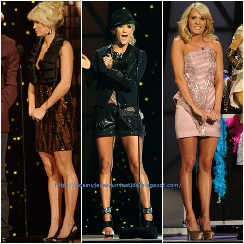 Carrie Underwood 45th Annual CMA Awards (12)
