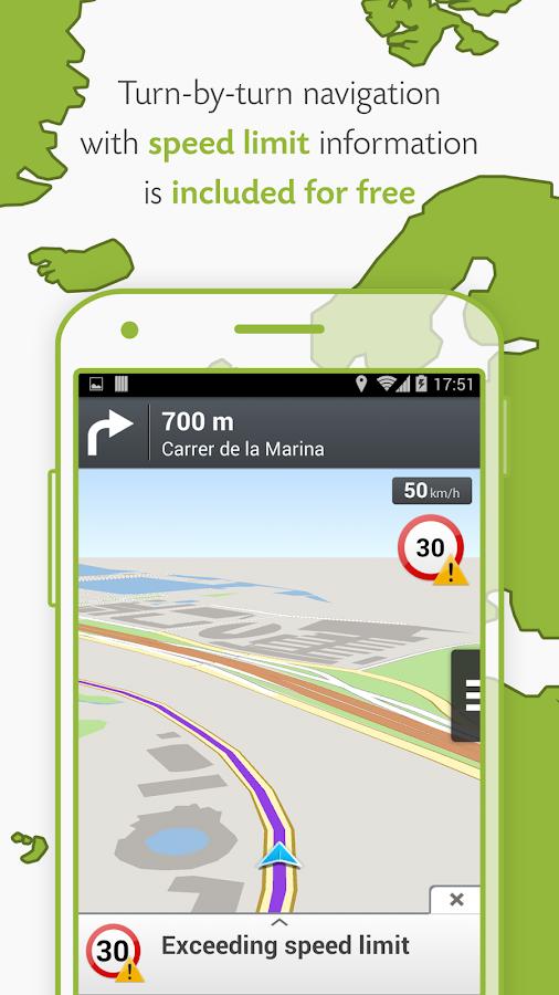 Wisepilot - GPS Navigation - screenshot