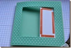 Tabbed Pop Out Swing Card Tutorial, Amanda Bates @ The Craft Spa 009