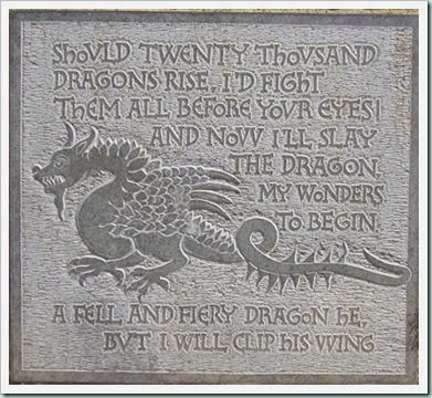 castledrgon plaque
