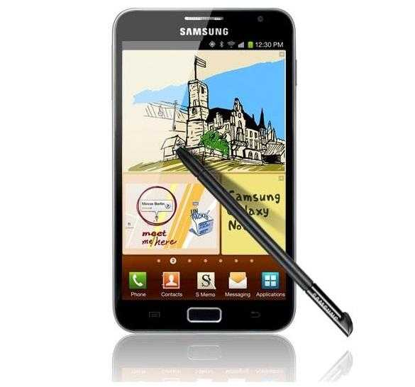 Galaxy Note 2 rumor