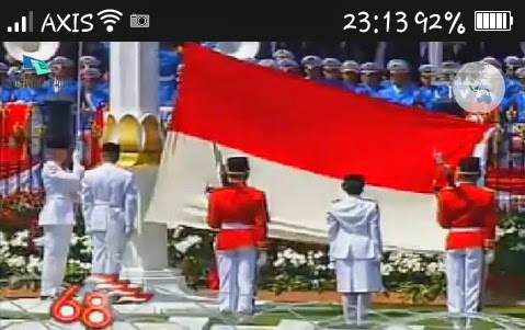 Tahukah Anda, Berapa Ukuran Ideal Bendera Merah Putih
