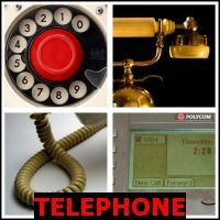 TELEPHONE- Whats The Word Answers