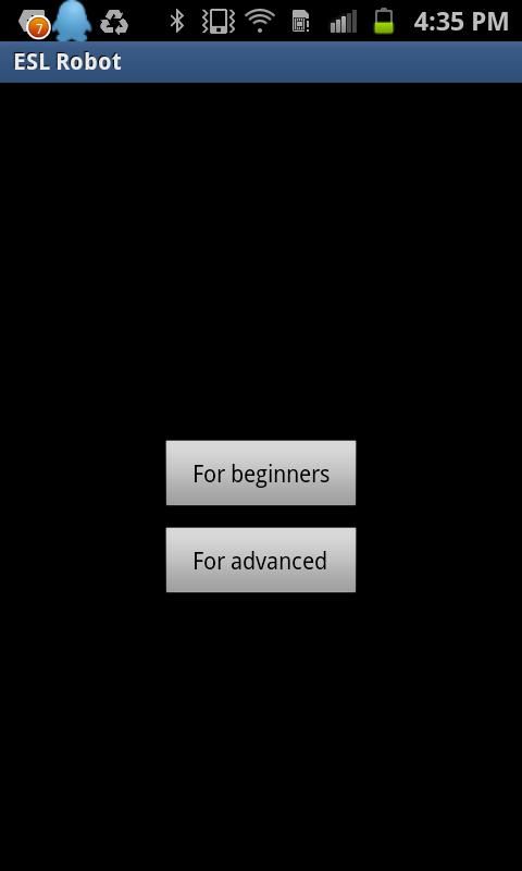 ESL Robot Pro- screenshot
