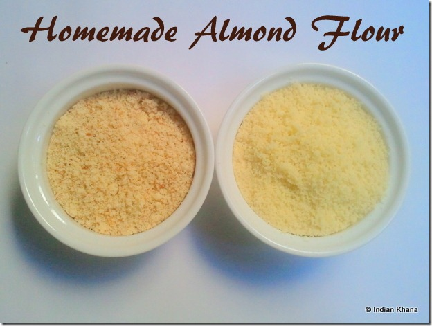Homemade Almond Flour Recipes