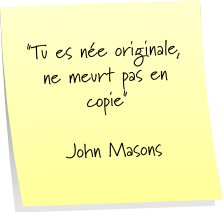 post-it du jour