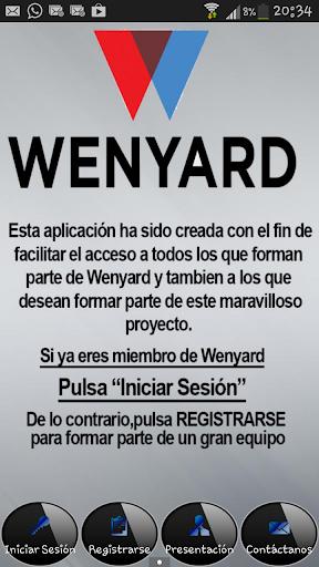 WENYARD Plataforma Virtual