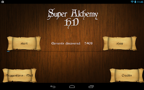 Super Alchemy (HD)- screenshot thumbnail