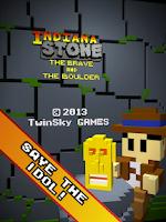 Screenshot of Indiana Stone