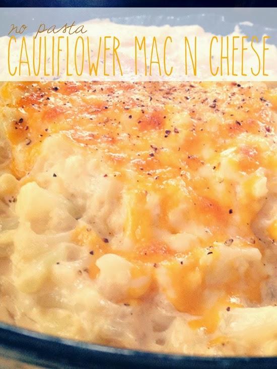 No Pasta Cauliflower Mac N Cheese Shan Made