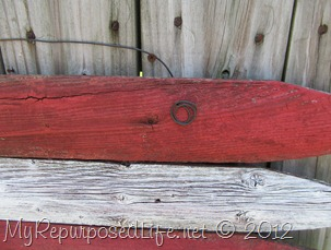 Americana Flag (Repurposed Fence) (26)