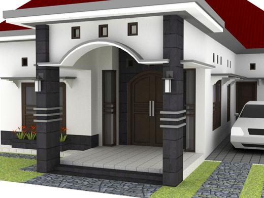 Teras Depan Untuk Rumah