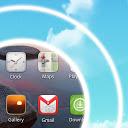 Circle GO Locker Reward Theme mobile app icon