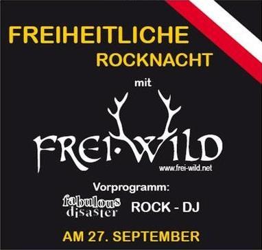 Freiheitliche Rocknacht