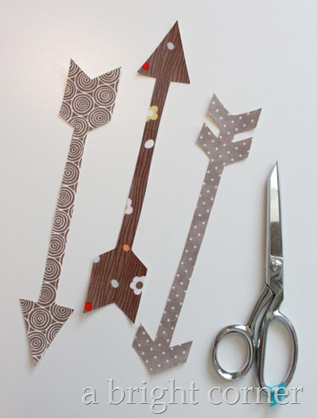 applique arrows
