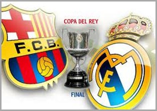 madrid vs barsa copa