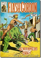 P00037 - Flash Gordon v1 #37