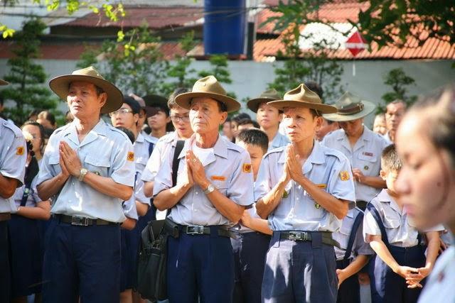 IMG 1765 Đại lễ Phật đản PL 2557 tại Tu viện Quảng Hương Già Lam