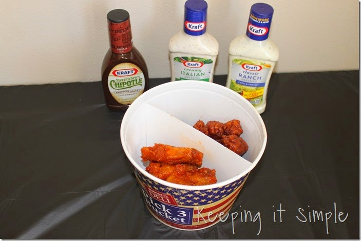 #ad Football-Game-Food-Ideas-Tyson-Wings #gametimehero (1)