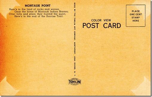 Montauk Point - Long Island, New York pg. 2
