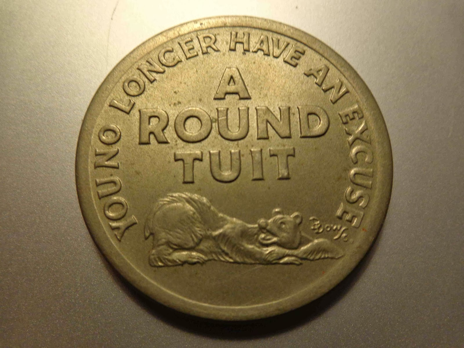 Image result for what did the expression and logo TUIT mean in the 1980s