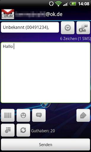 SMSoIP OK.de Plugin