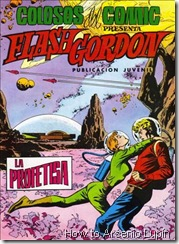 P00029 - Flash Gordon #29